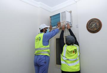 تزامناً مع اليوم الدولي للأرامل ، جمعية نماء تطلق مبادرة  برد عليهم لتوفير 131 جهاز من الأجهزة الكهربائية للأسر المستفيدة المسجلة بنظام الجمعية بمحافظة جدة، حيث بلغ إجمالي المستفيدين من المبادرة 650 مستفيد بمشاركة المتطوعين